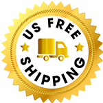 US free shipping icon