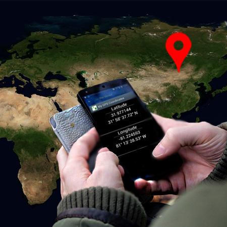 Using GPS Coordinates