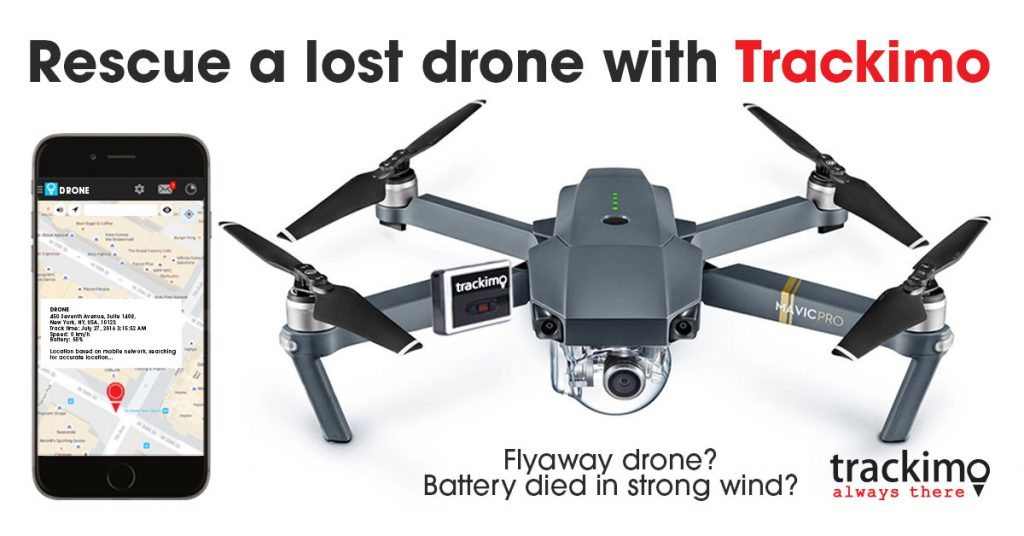 Drone Tracking