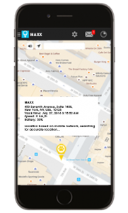 Real Time Location Tracking