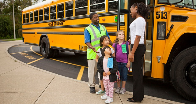 Why School Bus Tracking Systems Are Important Trackimo