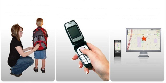 Kids Safety GPS Tracker