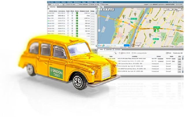 Taxi Management Tracking