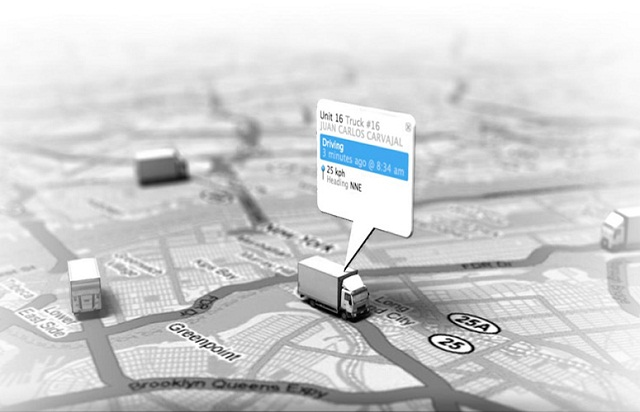 Gps Monitoring With Live Map Tracking System Trackimo