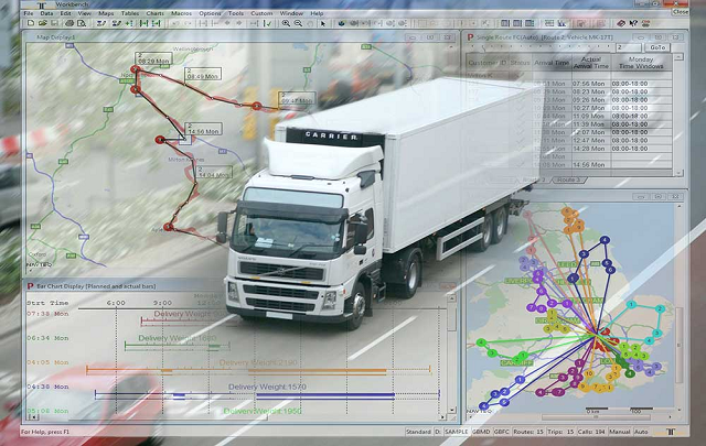 Tracking for Logistics Industry