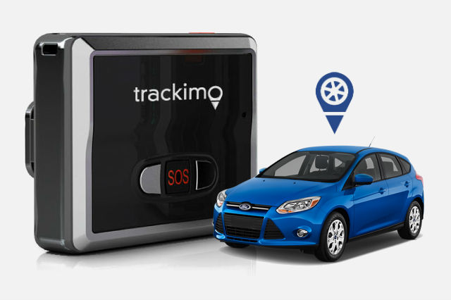 GPS Monitoring Vehicle