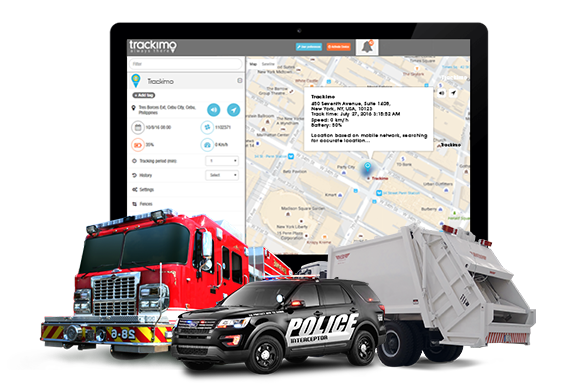 trackimo gps fleet tracking for local government
