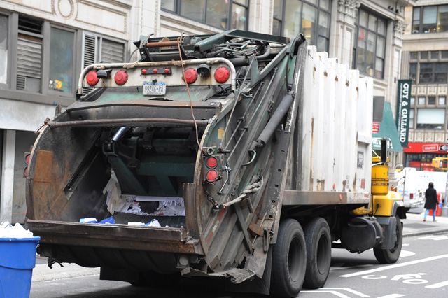 Waste Management Tracking Device