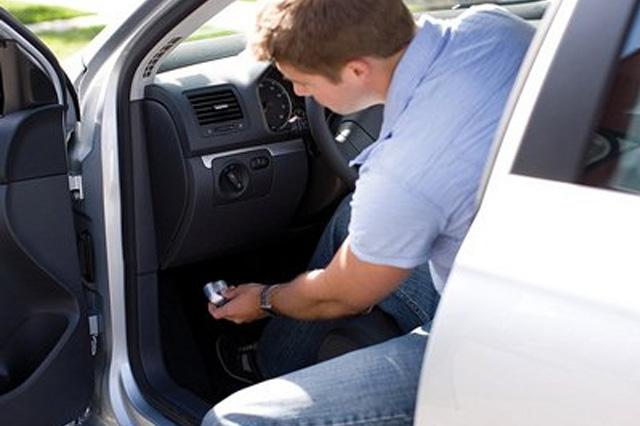 GPS Tracker Device Installation