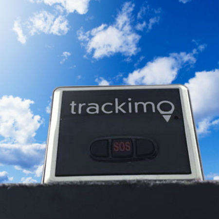 Trackimo TRKM002 GPS Tracking Unit Mini Magnetic Personal Global Real-Time Tracker