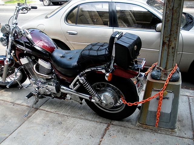 Motorcycle Security