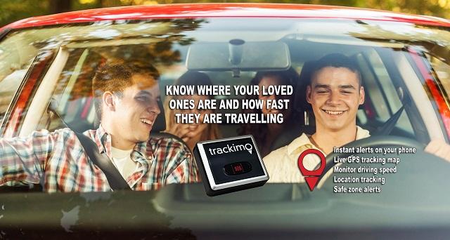 Teens and Trackimo