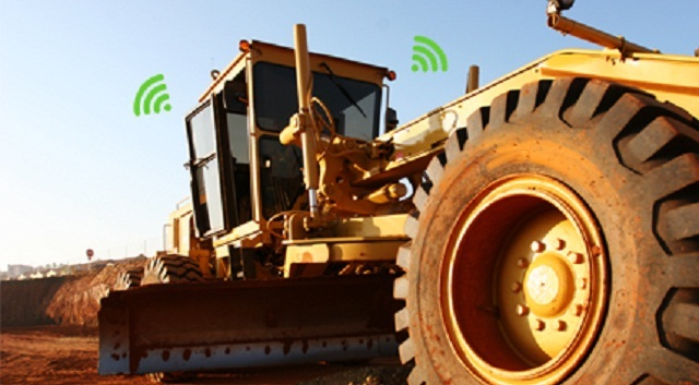 Construction Fleet Management Tracking