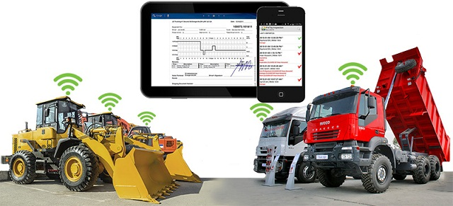 Equipment Tracking Benefits