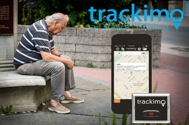 Gps Car Tracker >> How Do Families Benefit from Using GPS for Elderly - Trackimo