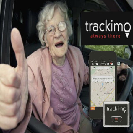Trackers in Monitoring Senior Drivers
