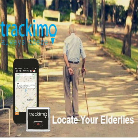 GPS for Elderly