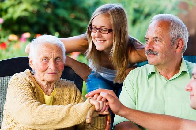 Elderly Loved Ones