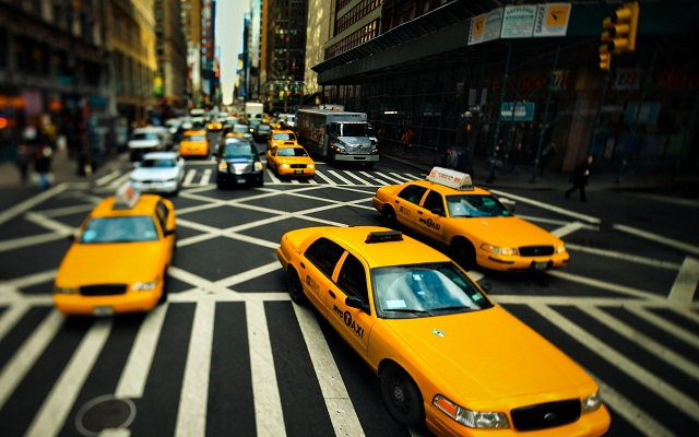 GPS System in Taxi Fleet Management