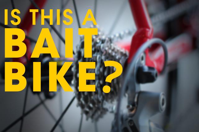 Bait Bike Campaign