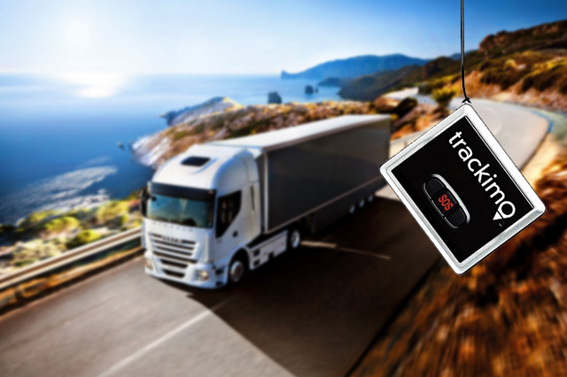 GPS for Courier Tracking