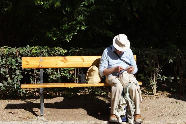 GPS Monitoring for Elderly