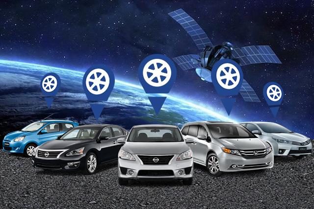 Rental Car GPS Tracker