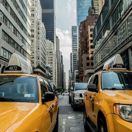 Taxi Fleet Management GPS System