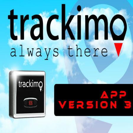 Trackimo App Version 3 Update