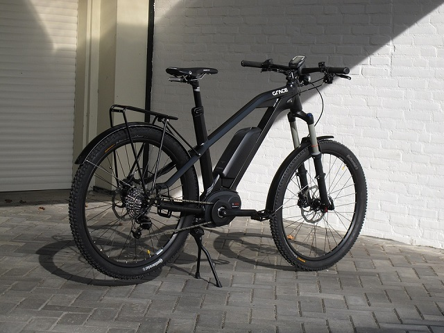 Electric Bike Safety