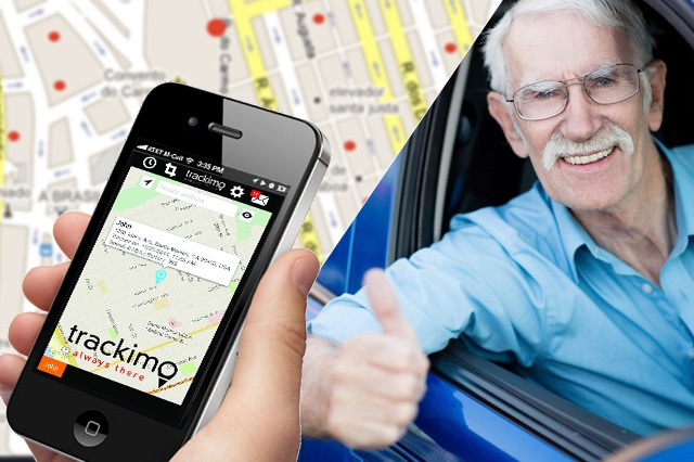 GPS Tracking for Senior Drivers