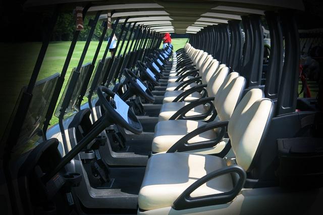 Prevent Golf Cart Thefts