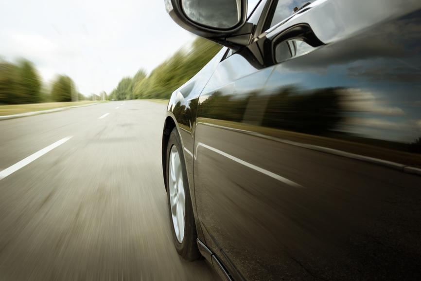 gps tracking surveillance on car