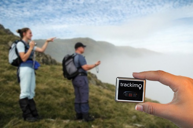 Personal GPS Tracker for Outdoor Use
