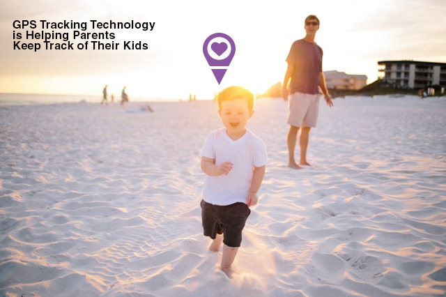 Benefits of GPS Tracking for Children