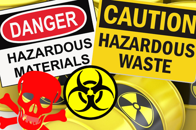 GPS Tracking for Hazardous Waste Transport