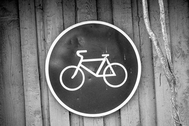 Stolen Bike with GPS Tracker