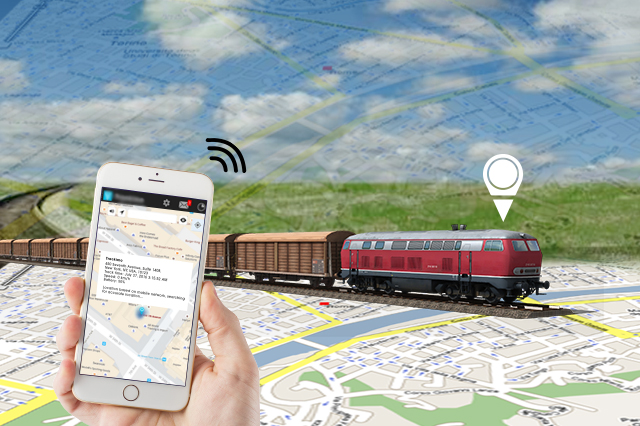 Railcar Tracking