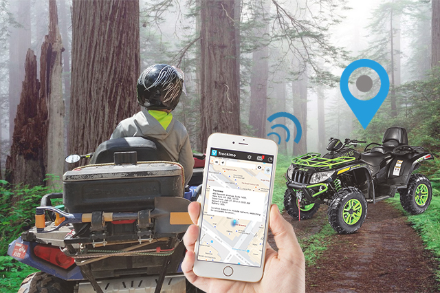 Gps Tracking For Atv For Safety And Security Trackimo