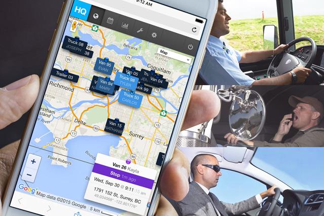 Keeping Fleet Drivers Safe