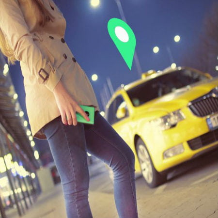 GPS Tracker Benefiting Taxi Companies