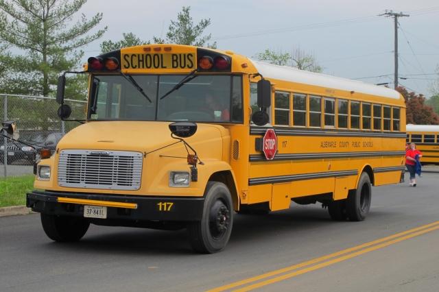 School Bus Monitoring