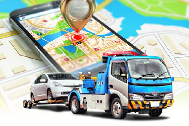 GPS Tracking for Towing Companies