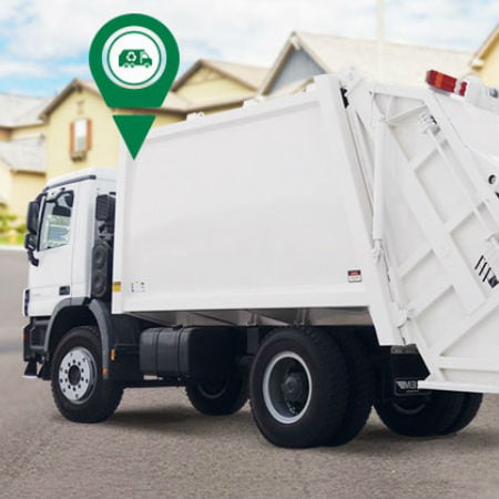 GPS Tracking for Waste Management Companies