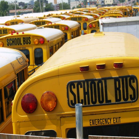 School Bus Monitoring