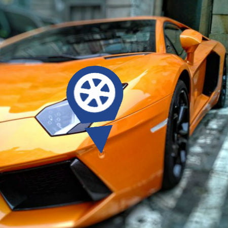 Tracking Sports Cars