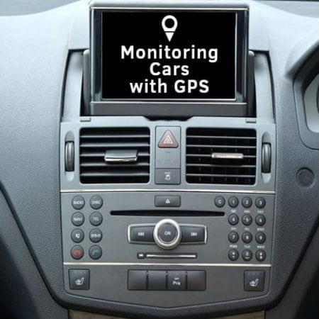 Monitoring Cars Using GPS