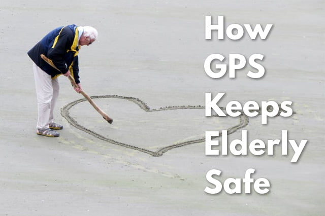 Ensuring Elderly Safety with GPS