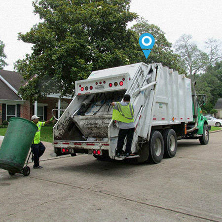 Benefits of Using GPS for Waste Management Companies