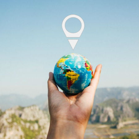 Checking Travel History with GPS